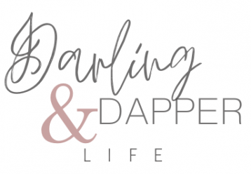 Darling and Dapper Logo